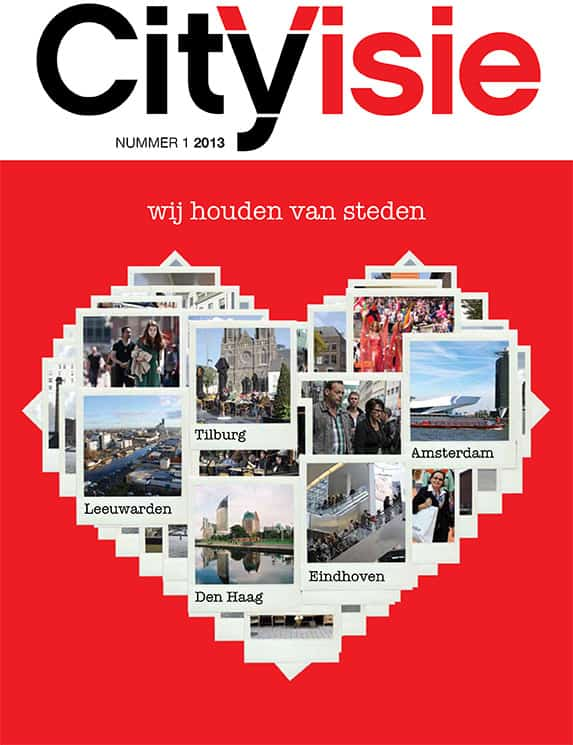 Cover City Visie