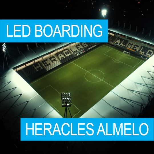 LED BOARDING-HERACLES